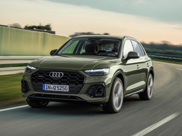 Audi Q5 Colombia 2
