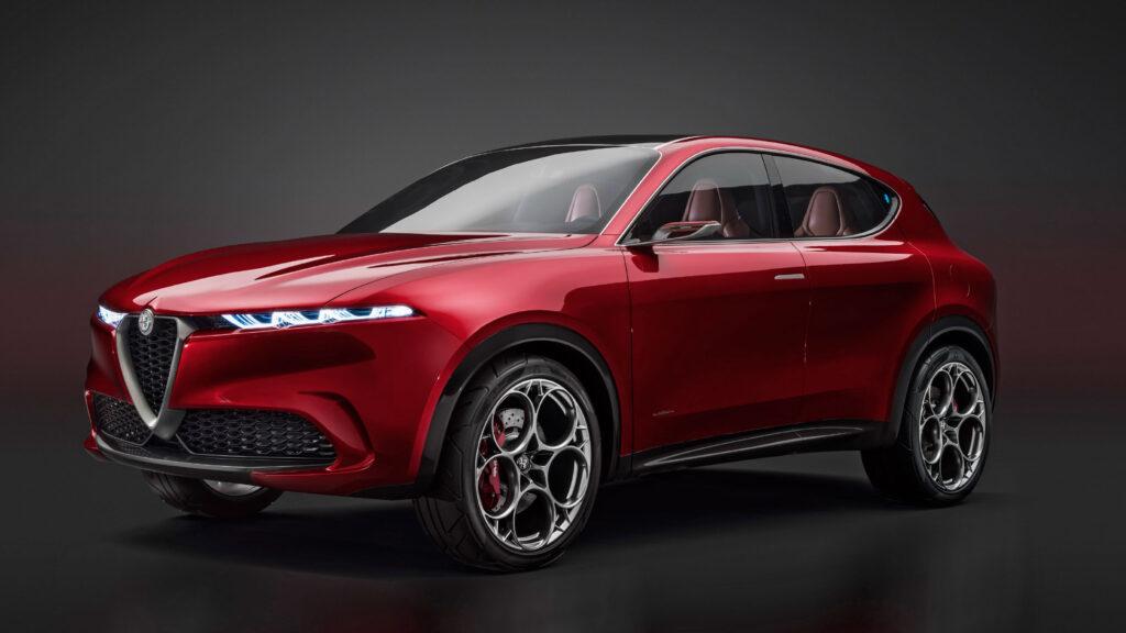 Alfa Romeo Tonale lanzamiento