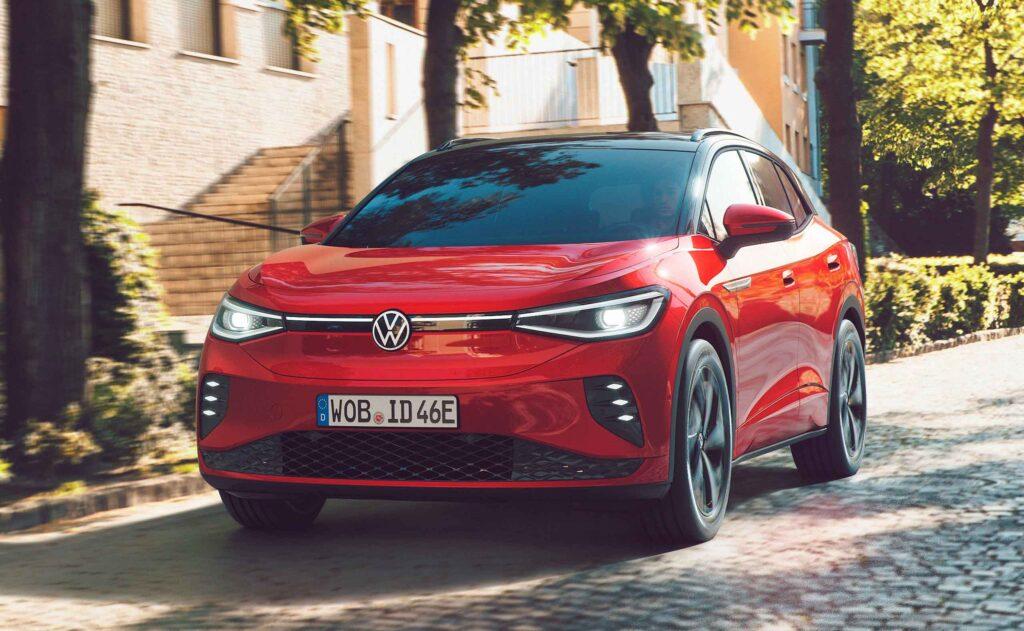 Volkswagen ID4 GTX 3