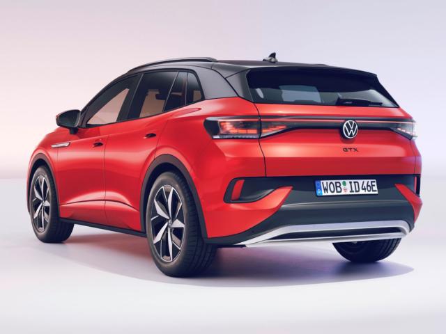 Volkswagen ID4 GTX 11