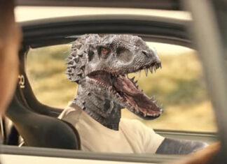Rápidos furiosos Jurassic World