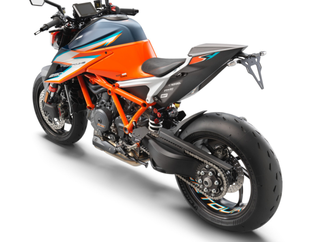 KTM Super Duke RR