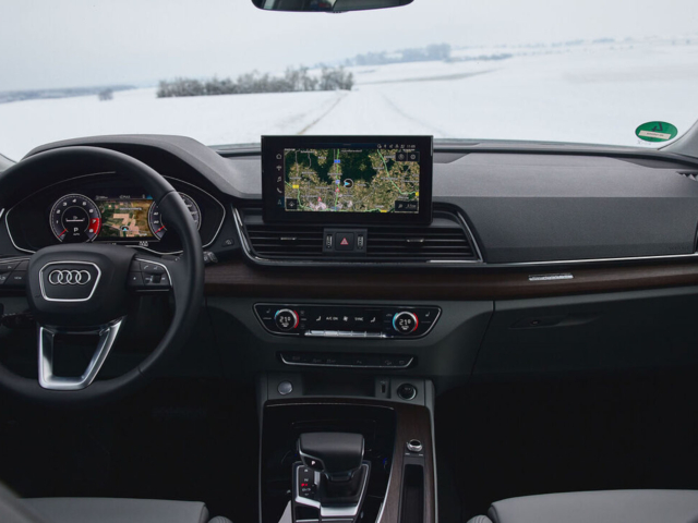 Audi Q5 Colombia 12