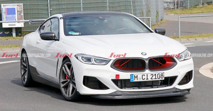 BMW M8 CSL prototipo