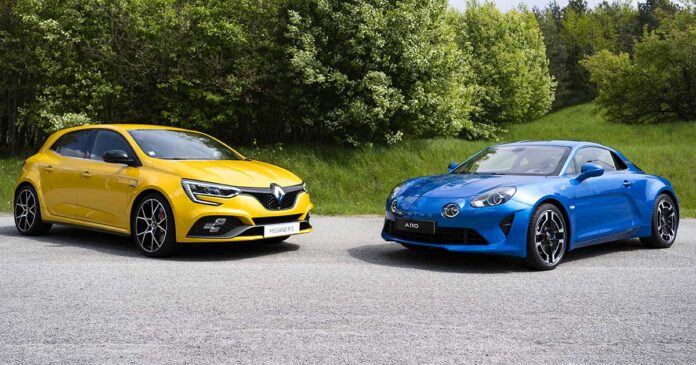 Alpine Renault Sport