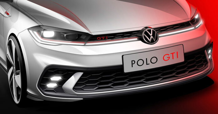 Adelanto Volkswagen Polo GTi