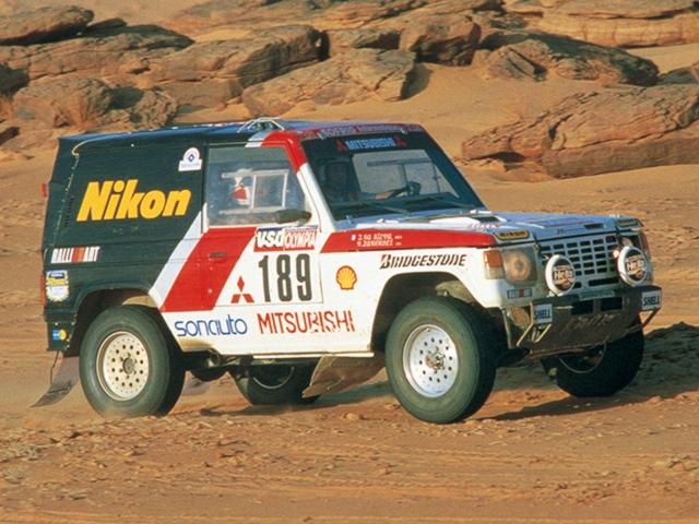 Mitsubishi Ralliart 3