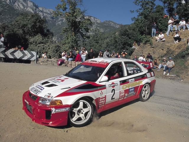 Mitsubishi Ralliart 6