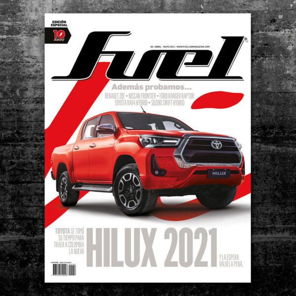 Fuel Car Magazine 58