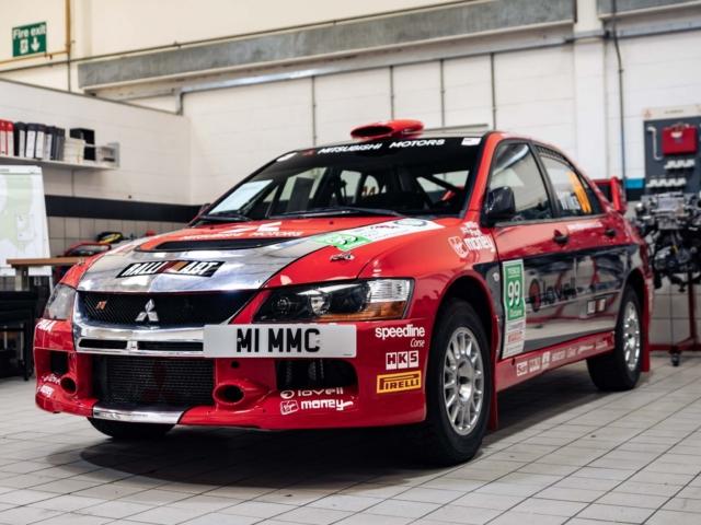 Mitsubishi Ralliart 11