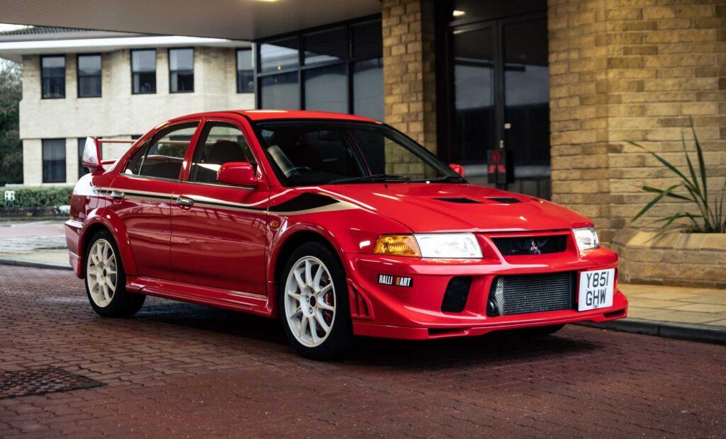 Mitsubishi Ralliart 12