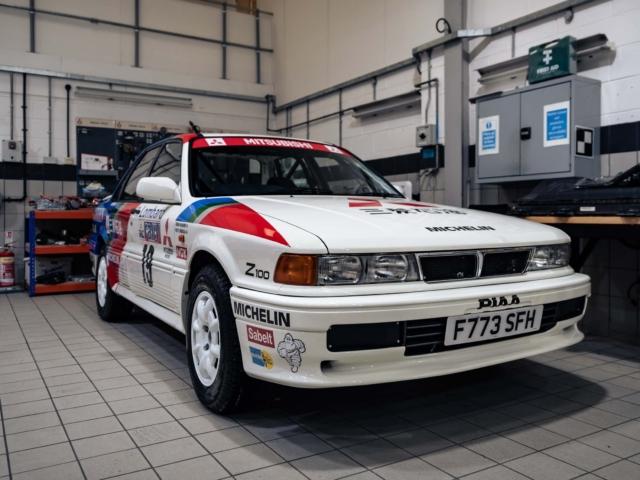 Mitsubishi Ralliart 13