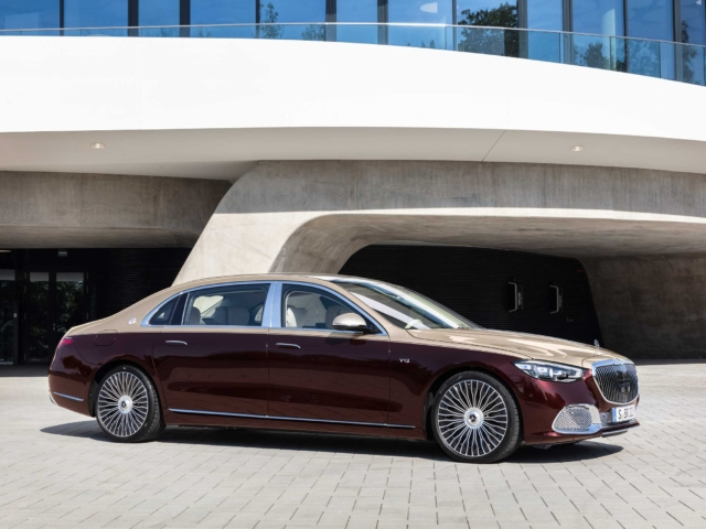 Mercedes-Maybach S 680