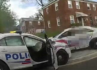 Video carrera policía