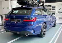BMW 3 Touring Colombia