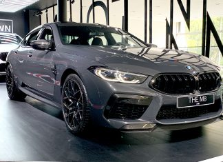BMW M8 Colombia