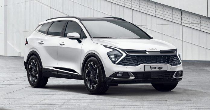 Nueva Kia Sportage 2023