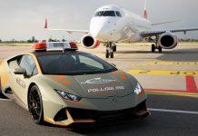 Lamborghini Huracán Follow-me