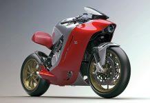 MV Agusta motos eléctricas