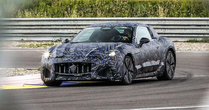 Nuevo Maserati GranTurismo