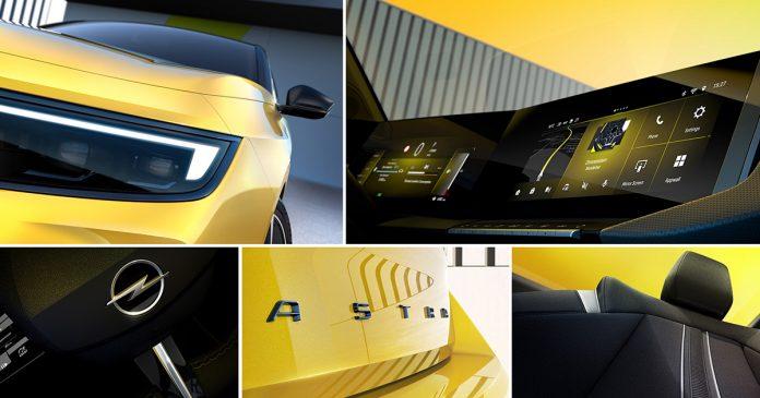 adelanto Opel Astra