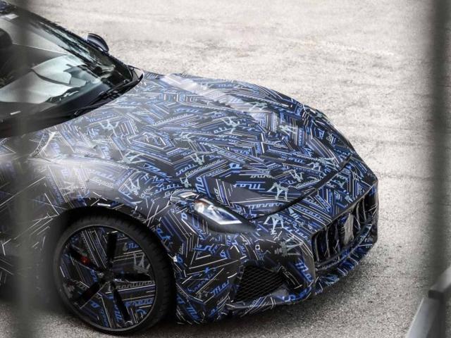 Maserati GranTurismo 2