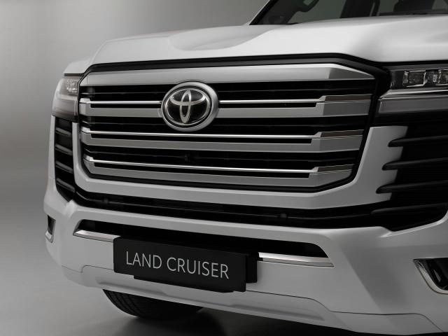 Nueva Toyota Land Cruiser 16