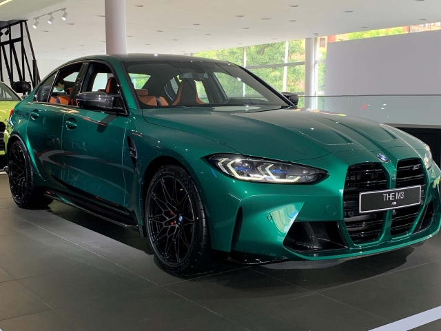 BMW M3 y M4 Competition Colombia 3
