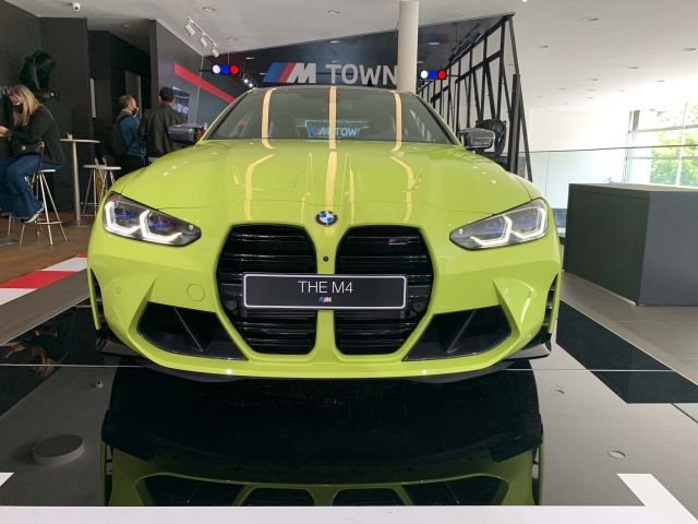 BMW M3 y M4 Competition Colombia 5