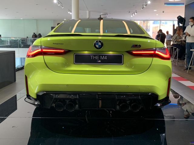 BMW M3 y M4 Competition Colombia 6