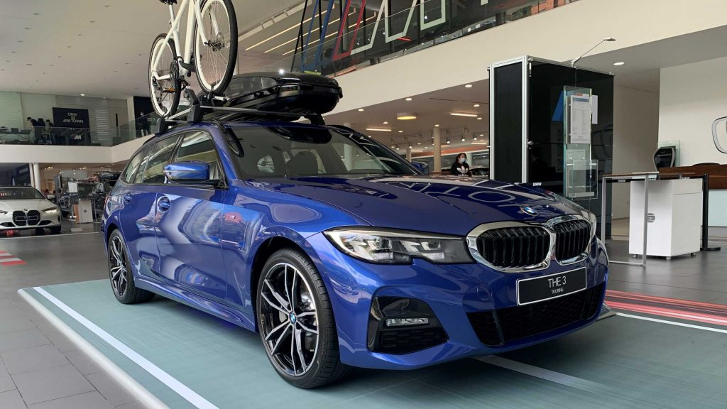 BMW Serie 3 Touring Colombia 5