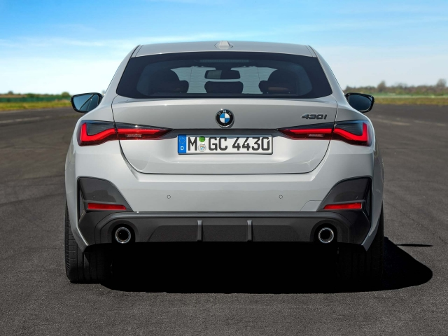 BMW Serie 4 Gran Coupé 13