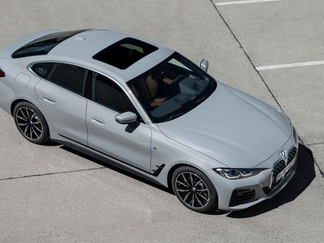 BMW Serie 4 Gran Coupé 10