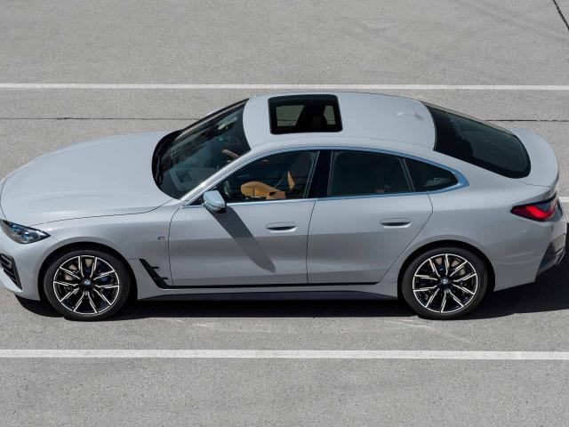 BMW Serie 4 Gran Coupé 9