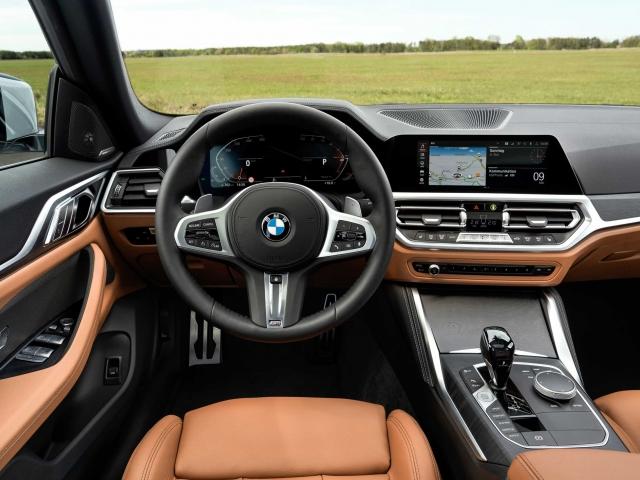 BMW Serie 4 Gran Coupé 8
