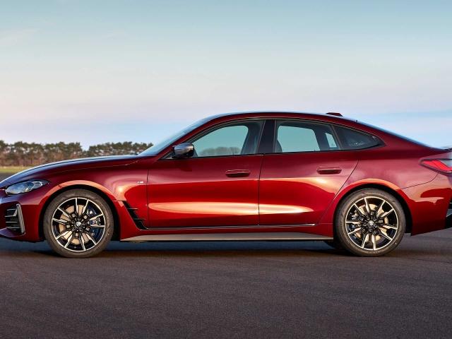 BMW Serie 4 Gran Coupé 7