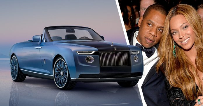 Rolls Royce Jay-Z Beyoncé