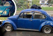 Volkswagen Escarabajo Cali Protestas
