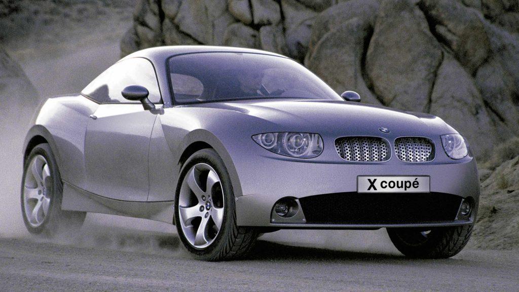 BMW ICE prototipo