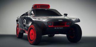 Audi RS e-tron Dakar