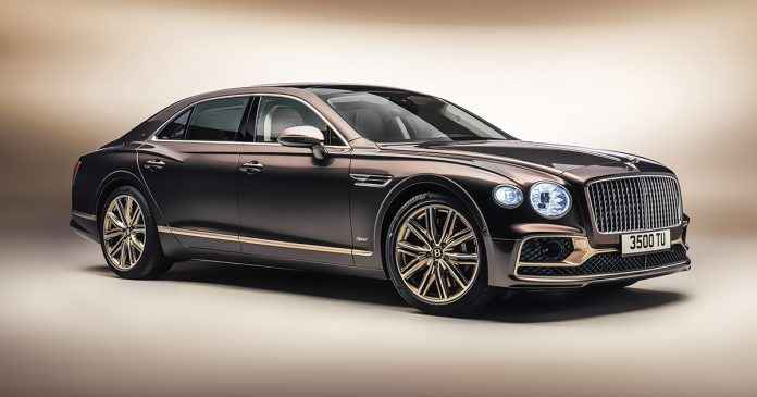 Bentley Flying Spur híbrido