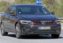 Espía Volkswagen Jetta GLI