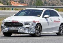 Mercedes-Benz Clase A espía