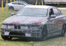 BMW Serie 5 EV