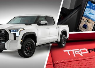 Toyota Tundra 2022 detalles