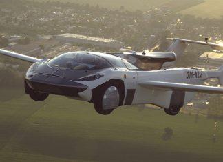Klein AirCar auto volador