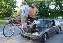 Civic bicicleta
