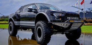 Ford MegaRexx MegaRaptor