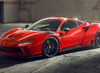 Novitec Ferrari F8 N-Largo