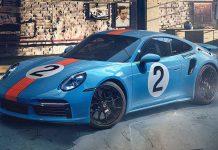 Porsche 911 One Kind